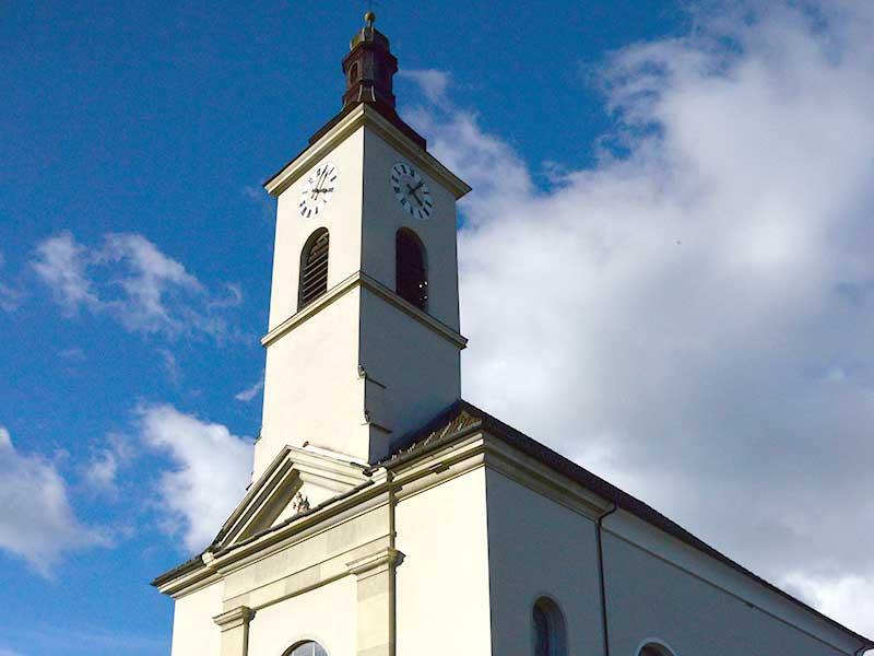 Kirche Satteins
