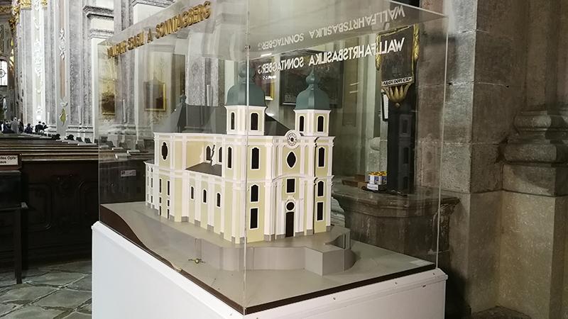 Basilika Sonntagberg Sanierung