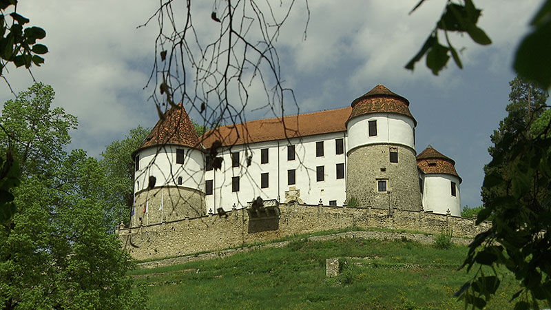 Sevnica Stadt Impressionen