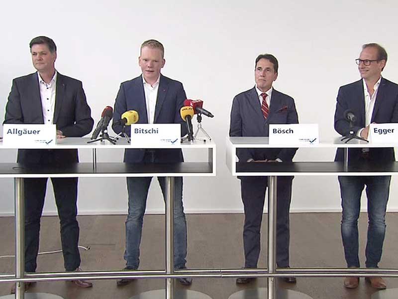 Allgäuer, Bitschi, Bösch, Egger