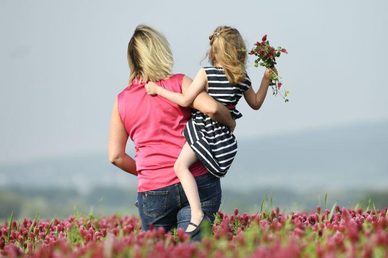 Muttertag Handel Floristen