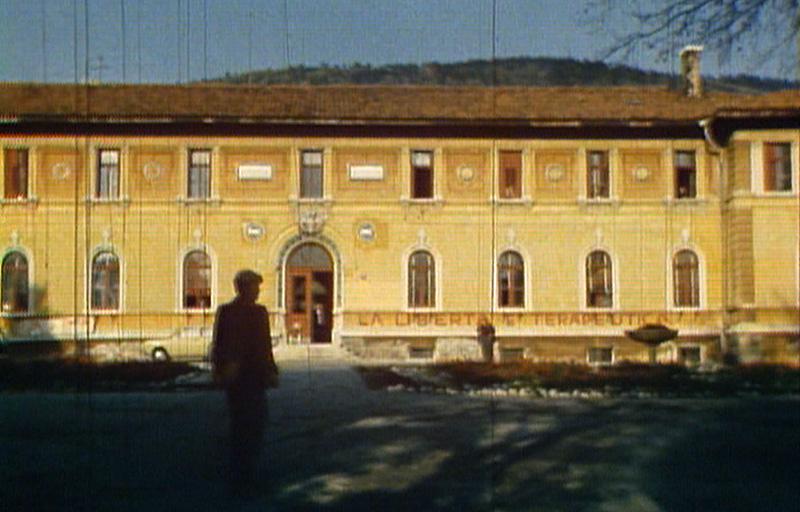 Psychiatrische Klinik von außen