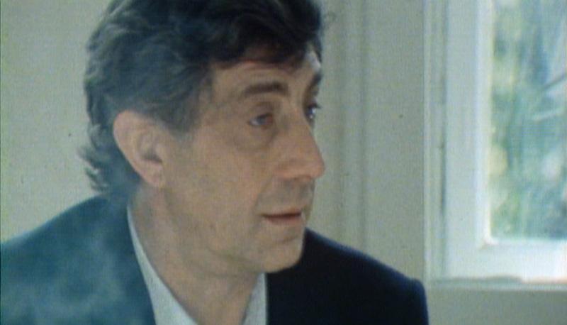 Italienischer Psychiater Franco Basaglia