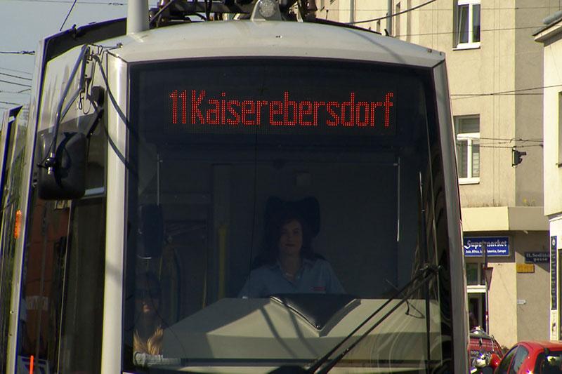Linie 11 Straßenbahn