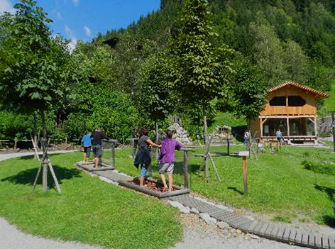 Brennerei Garten Vitalpinum