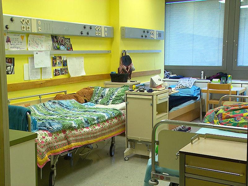 Zu wenig Plätze in Kinder- und Jugendpsychiatrie
