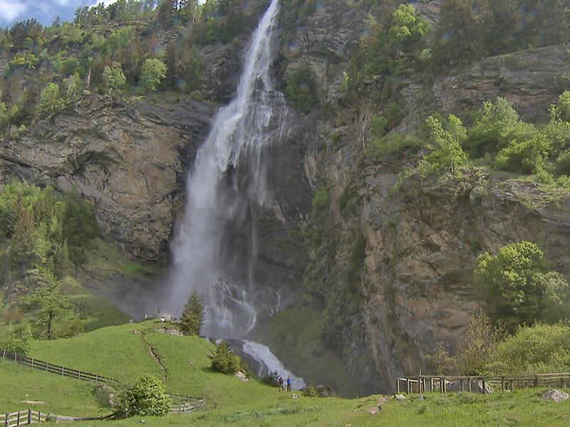 Klettersteig Fallbach : Klettersaison hat begonnen kaernten.orf.at