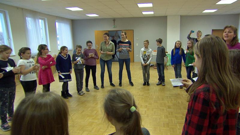 Skupna proba Mladih Hajdenjakov i Židancev