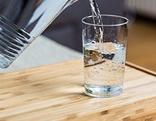 Trinkwasserglas