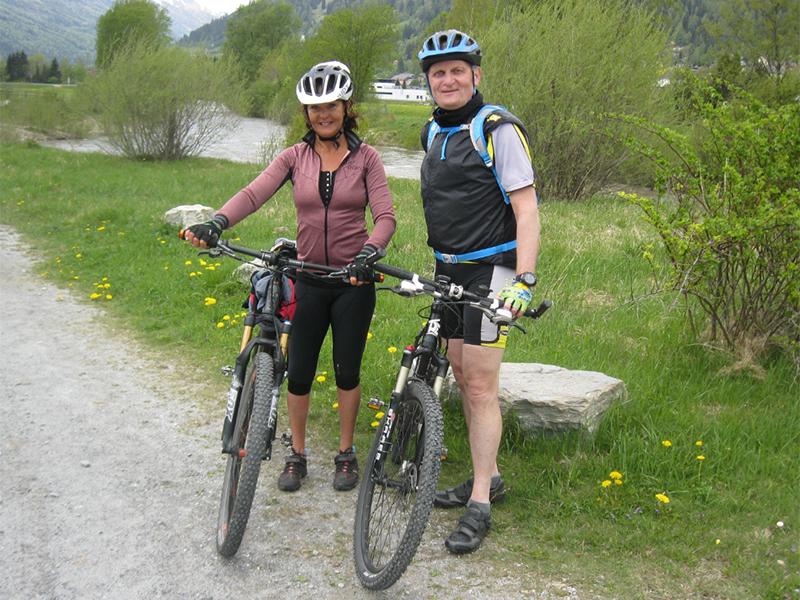 Monika Buschmann und Albert Moser
