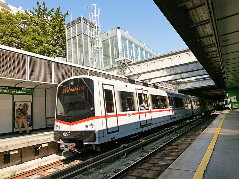 Rossauer Lände U-Bahn