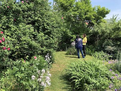 08.05.18 SSC Giardino Marinka Cottage Garten Görz