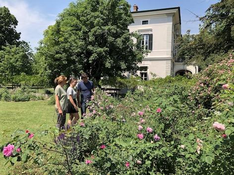 SSC SSC Villa Nordis Görz Rosengarten