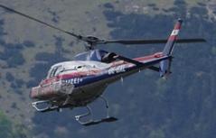 Hubschraubereinsatz in Kramsach