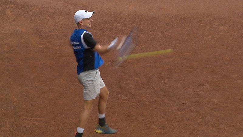 David Pichler, Tennis
