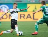 Altach Rapid Fußball