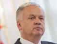 Andrej Kiska, Slowakischer Prezident