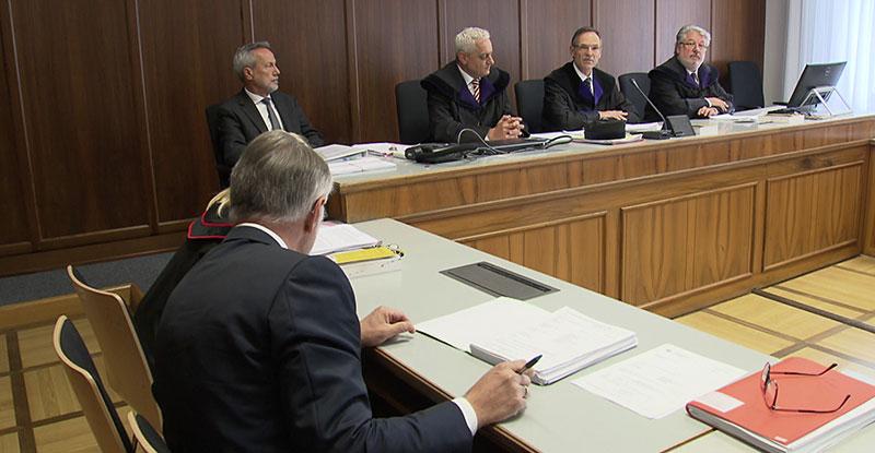 Badeunfall Bleiburg Prozess schuldsprüche bestätigt