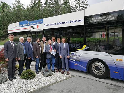 Električni bus Šmihel redna povezava