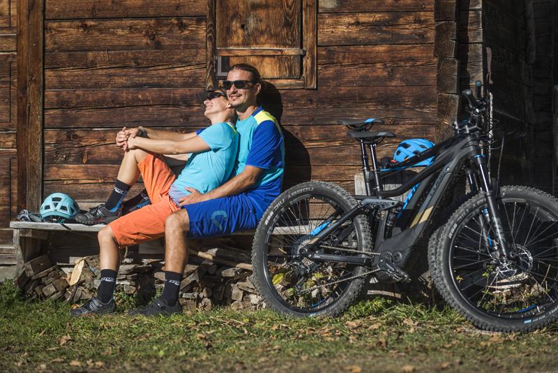 Seefeld E-Bike Rast