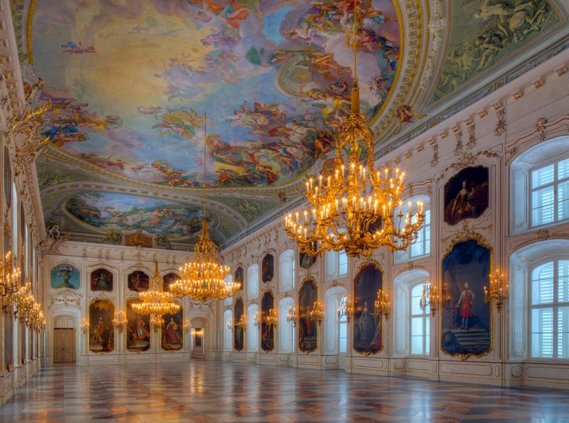 Hofburg Saal Spiegel