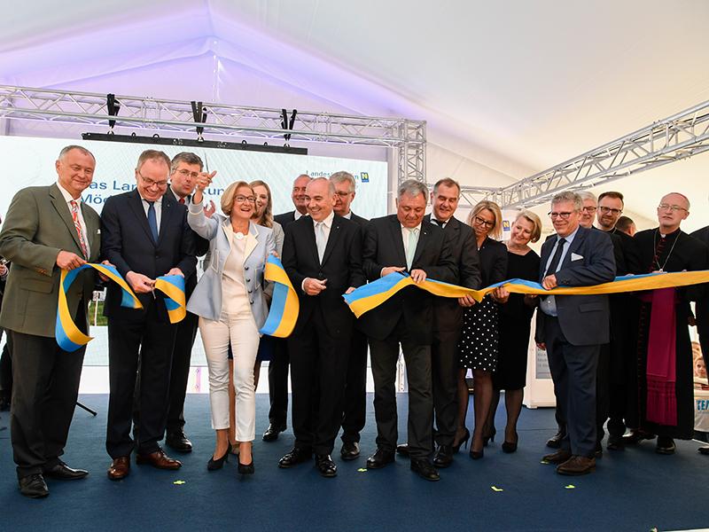 Eröffnung Neubau Landesklinikum Mödling