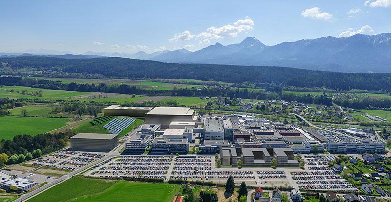 Infineon Ausbau Villach Milliardeninvestition