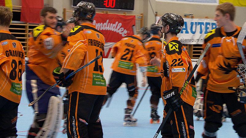 Inlinehockey Stegersbach Tigers Europacupturnier