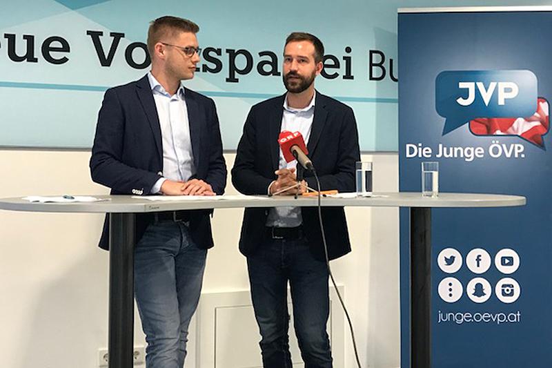 Junge ÖVP, JVP, Fazekas