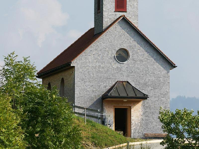 Kapelle am Rindberg Sibratsgfäll