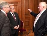 Landeshauptleutekonferenz in Wien