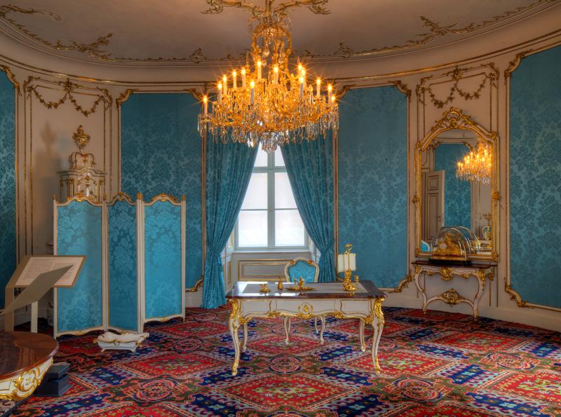 Schreibzimmer kaiserin hofburg