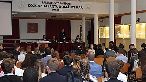 lámfalussy kar, nemzetibankok konferencia