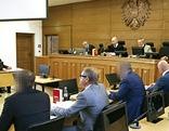 Prozesss im Landesgericht Klagenfurt