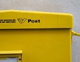 Briefkasten der Post