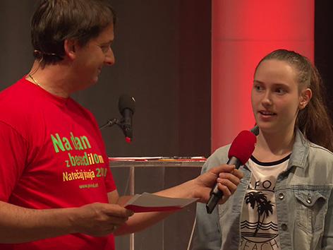 Pisana promlad Volbankova podelitev natečaj pisanja besedila nagrade vročitev Kupper Niko