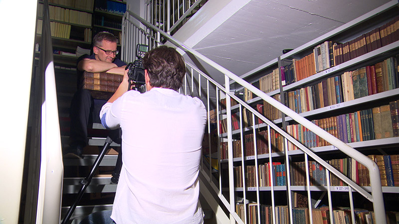 Arnold Pöschl Fotograf Ausstellung Musilhaus