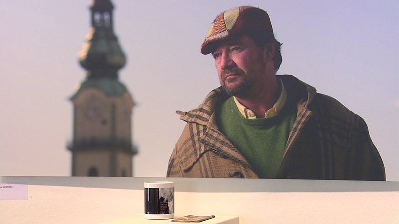 Arnold Pöschl Ausstellung Musilhaus Fotograf