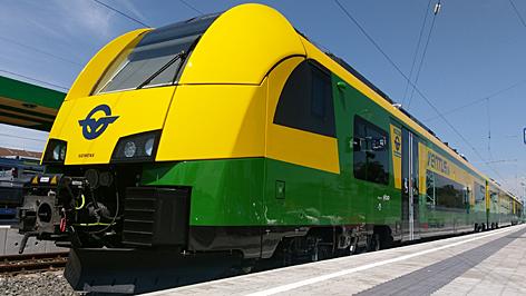raaberbahn, vonatok, gysev