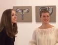 Viktorija Ratašić Charlotte Lassalle izložba