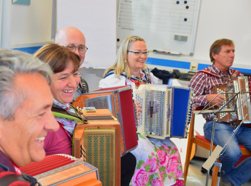 Workshop Michlbauer Harmonika