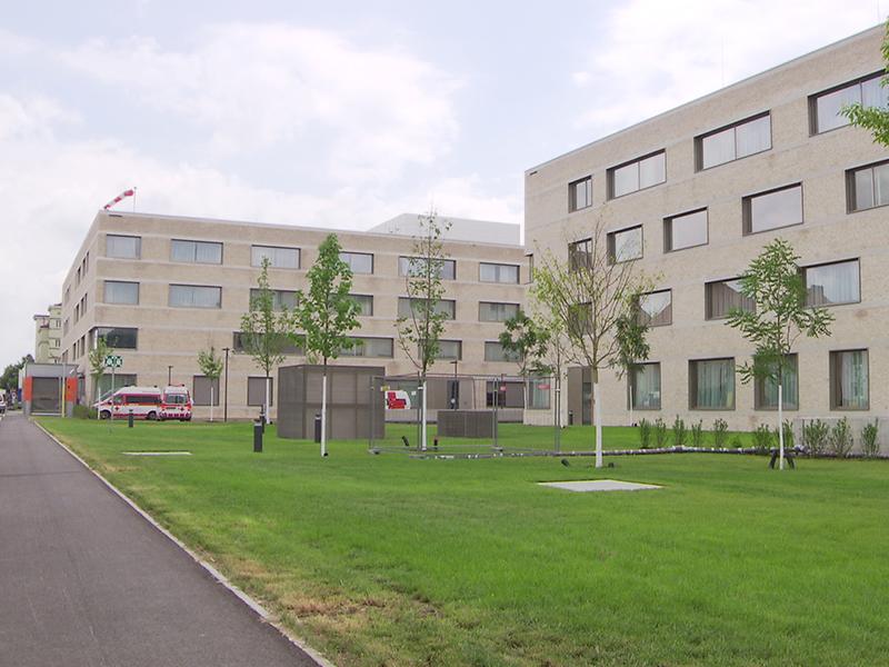 Landesklinikum Mödling Neubau