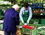 Bauernmarkt in Strobl