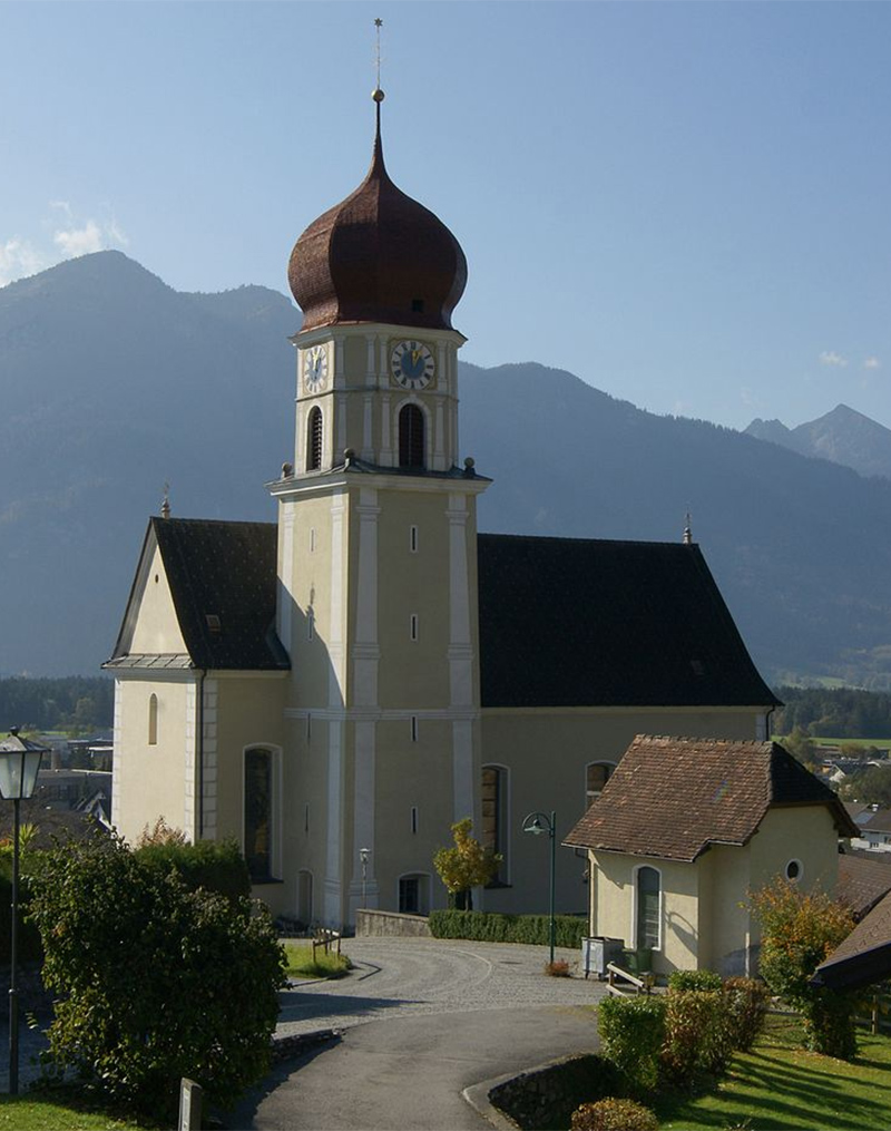 Pfarrkirche Thüringen