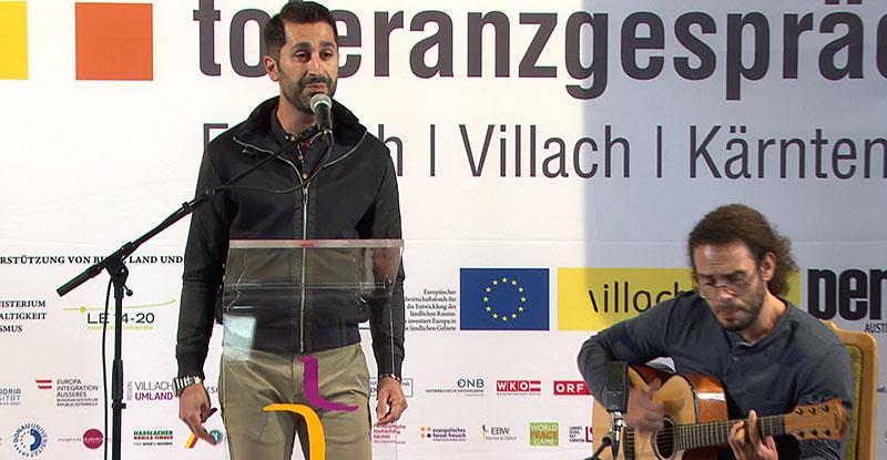 Toleranzgespräche Fresach Toleranzpreis Dogan Akhanli