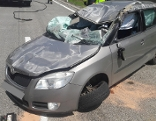 Unfall in Autal