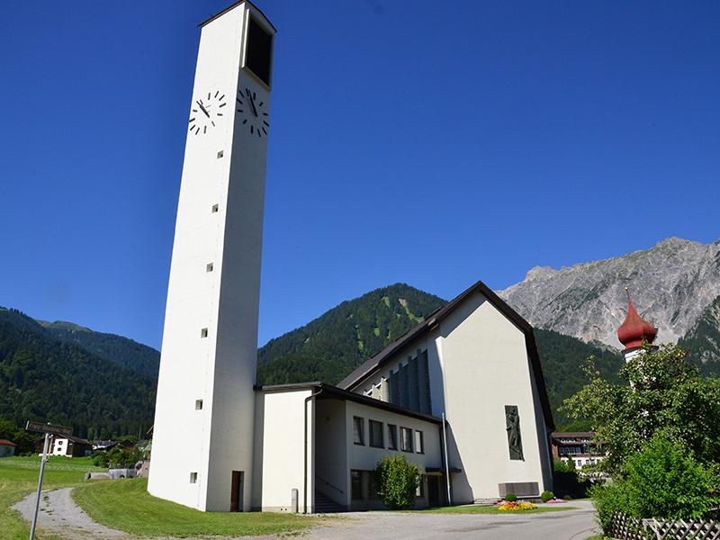 Pfarrkirche Vandans