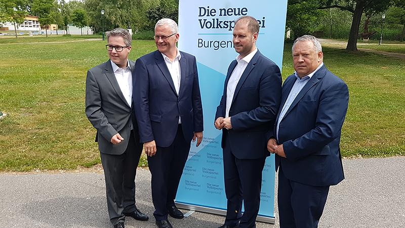 Ulram, Steiner, Sagartz, Strommer
