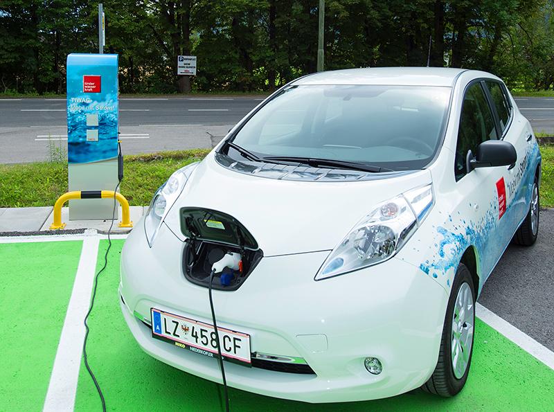 Tiwag elektro auto