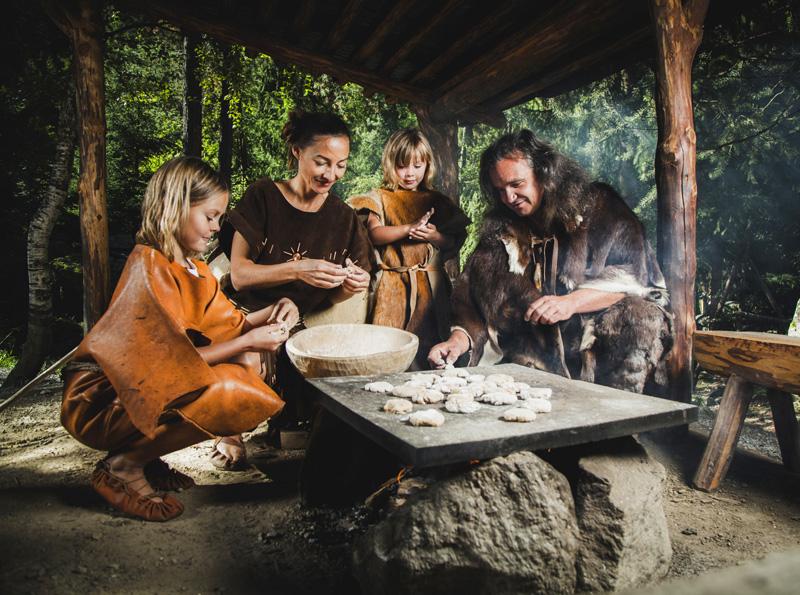 Ötzi dorf kochen